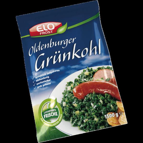 Elo Frost Oldenburger Grünkohl 1,5kg