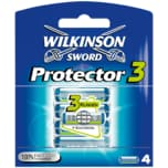 Wilkinson Sword Protector 3 Klingen 4 Stück