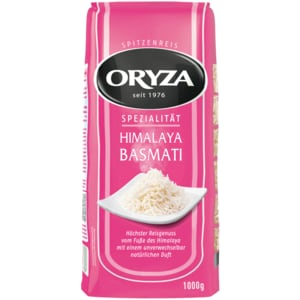 Oryza Himalaya Basmati 1kg