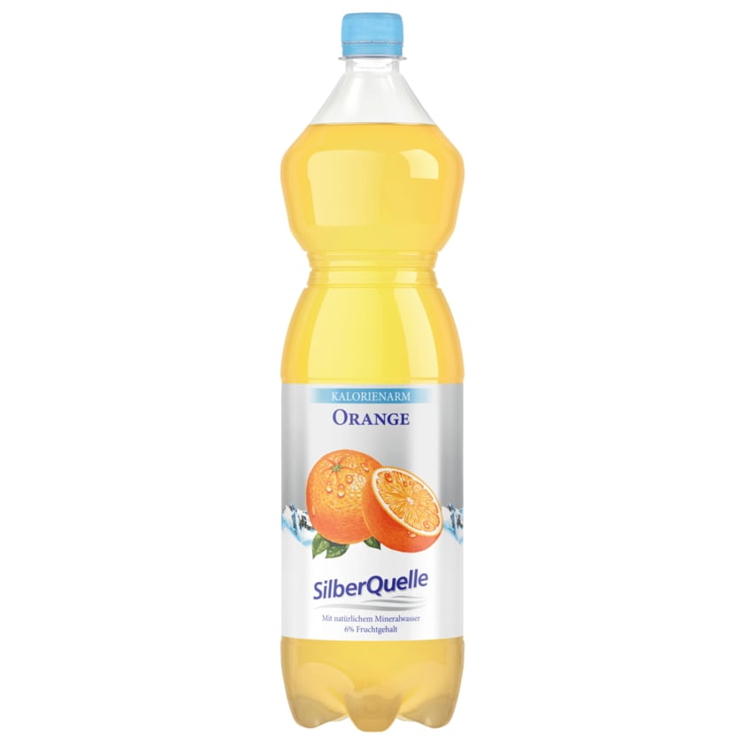 SilberQuelle Orange 1,5l