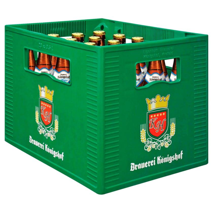 Brauerei Königshof Weizen 20x0,5l