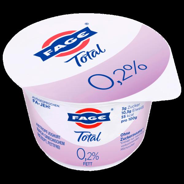 Fage Total Griechischer Joghurt 0,2% 170g