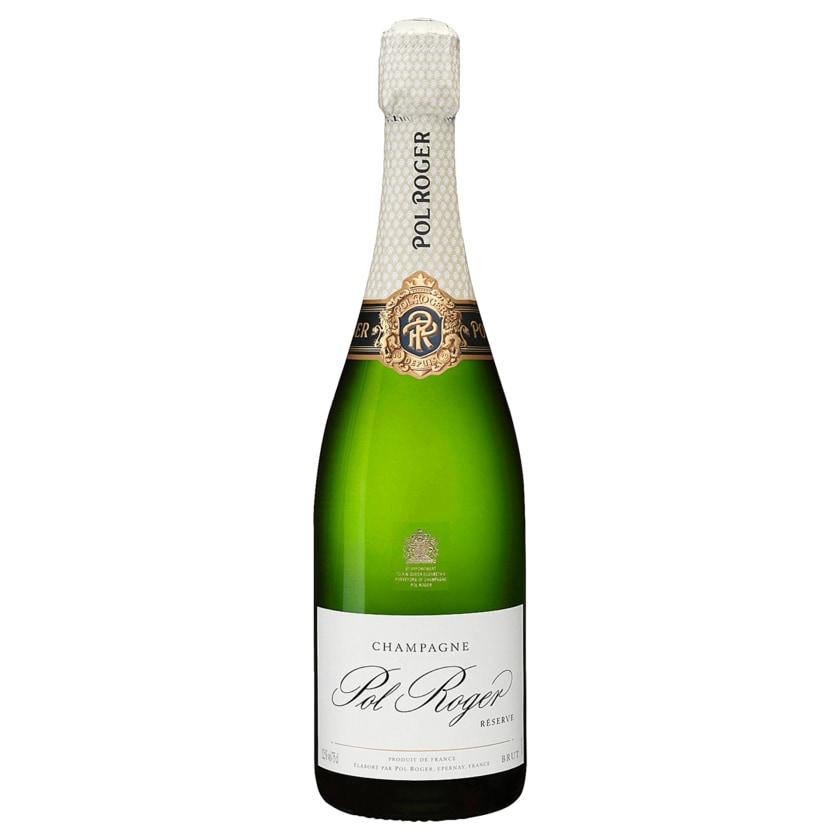 Pol Roger Champagner Réserve brut 0,75l