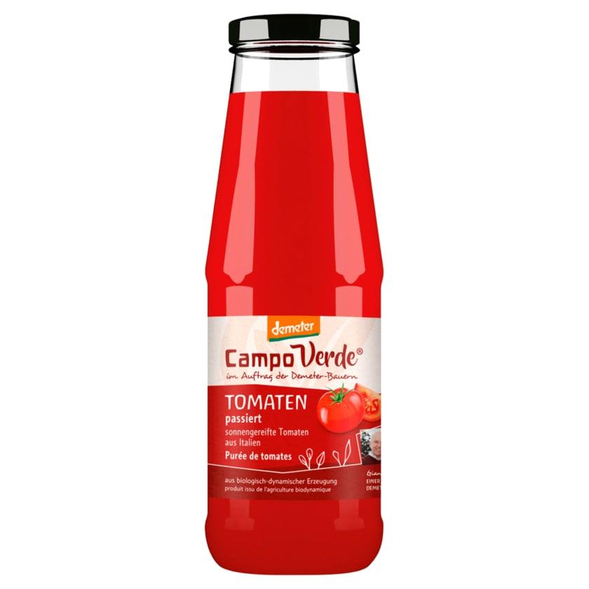 Campo Verde demeter Bio Passierte Tomaten 700ml