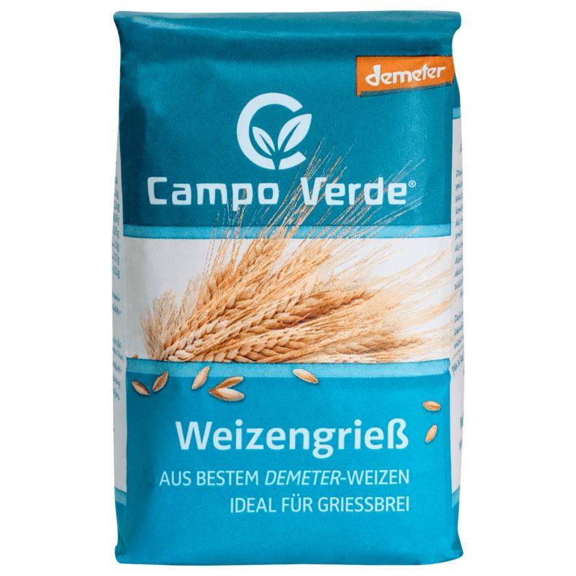 Campo Verde demeter Bio Weizengrieß 500g