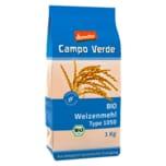 Campo Verde Bio Weizenmehl Type 1050 1kg