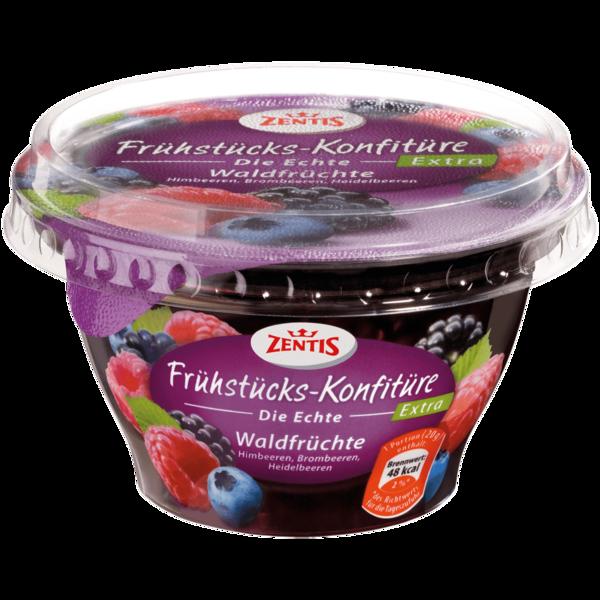 Zentis Frühstücks-Konfitüre Waldfrüchte 200g