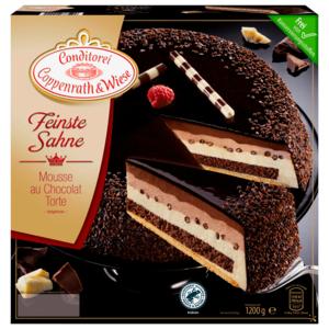 Coppenrath Wiese Feinste Sahne Mousse Au Chocolat 1 2kg Bei Rewe