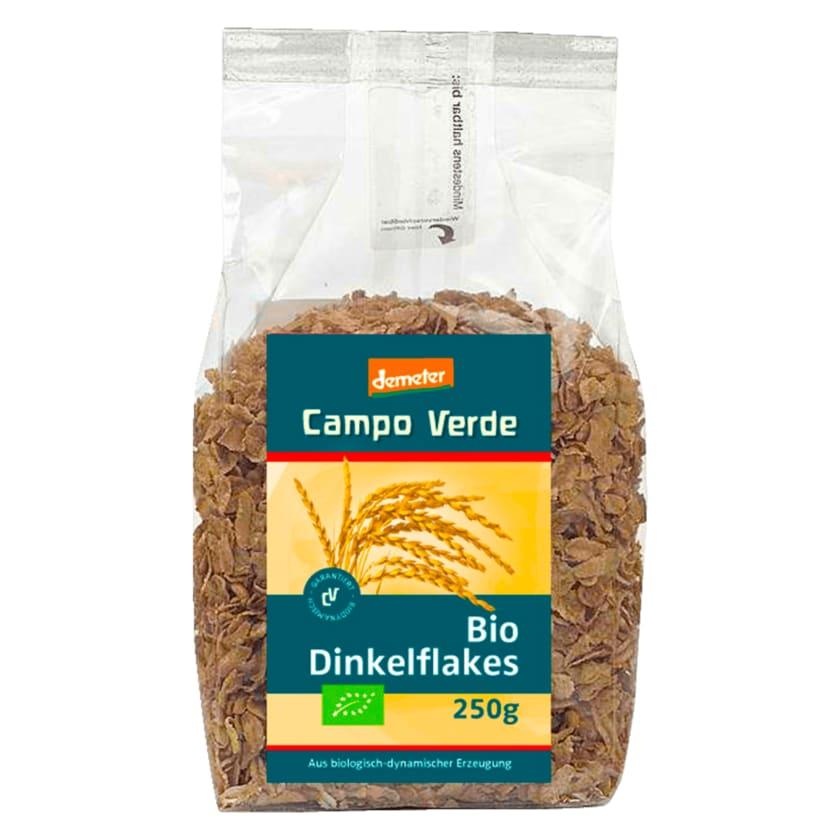 Campo Verde demeter Bio Dinkelflakes 250g