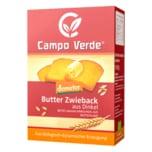 Campo Verde demeter Bio Butter Zwieback aus Dinkel 200g