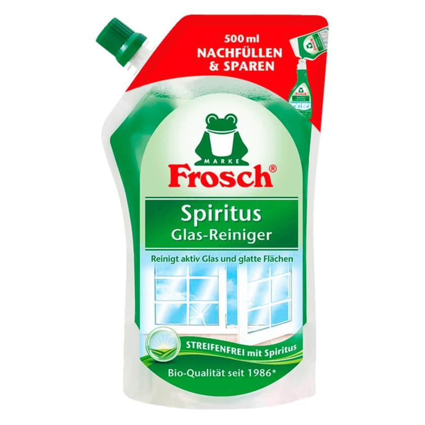 Frosch Spiritus-Glasreiniger Nachfüllbeutel 500ml