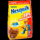 Nestlé Nesquik Mehrwertaktion + 10% Gratis 550g