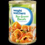 Weight Watchers Ravioli mit Käse Gemüsefüllung 400g