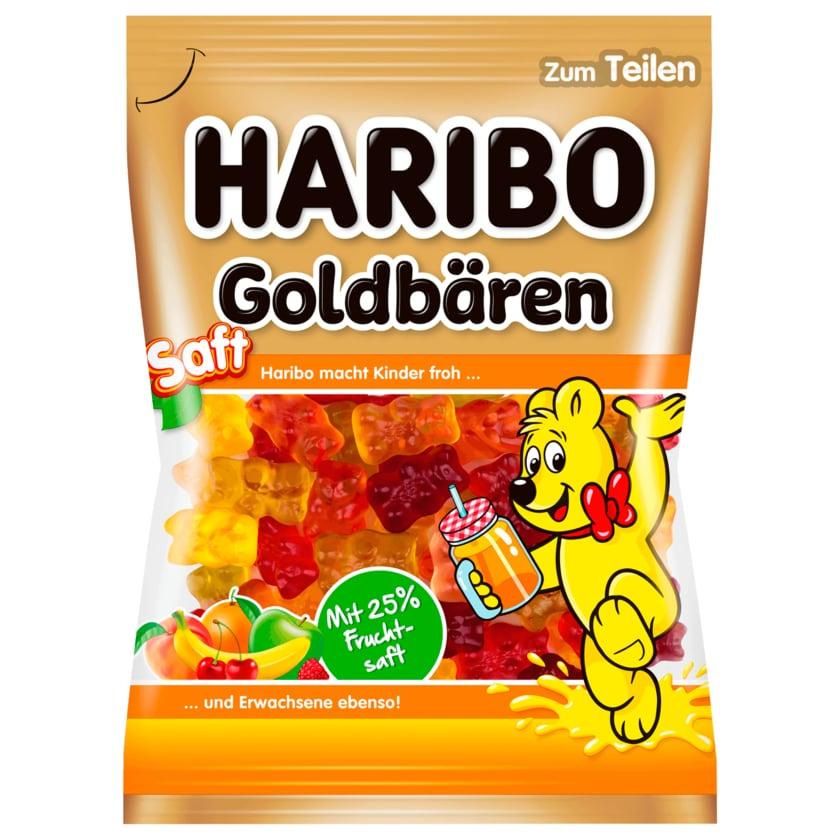 Haribo Fruchtgummi Saft-Goldbären 175g