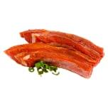 Schweinefleisch Dicke Rippe
