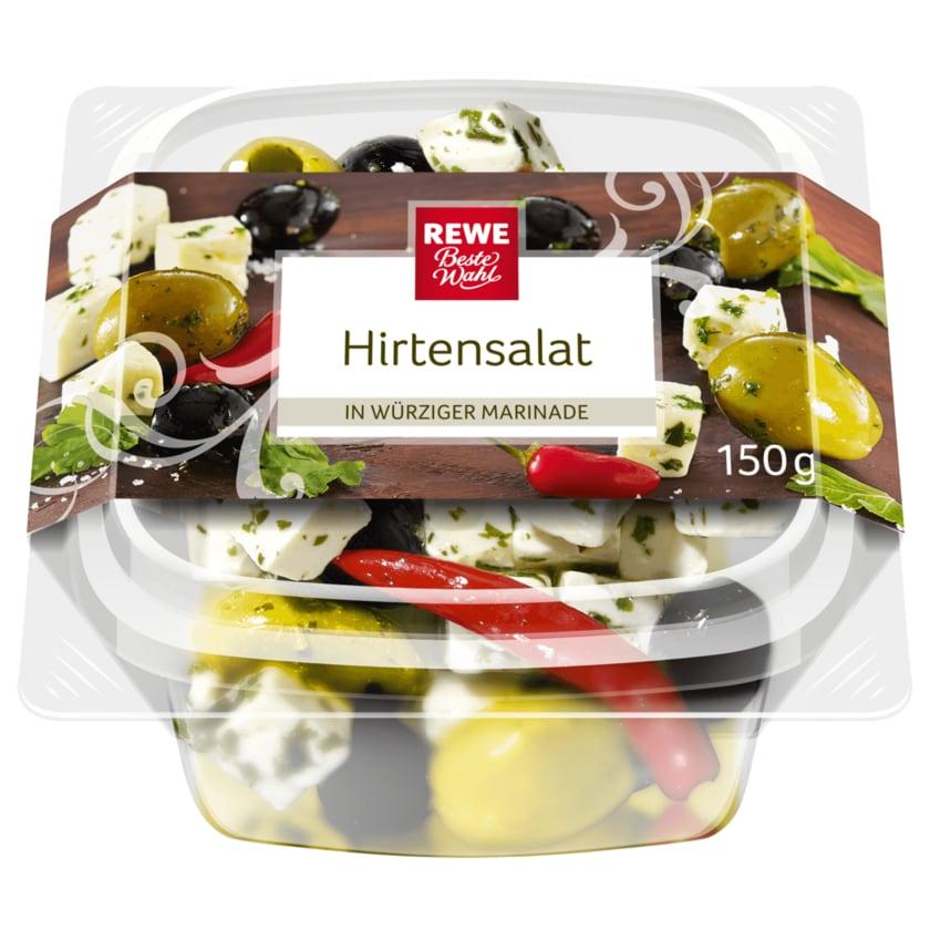 REWE Beste Wahl Hirten-Salat 150g