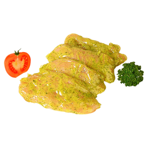 Hähnchensteak Alio Verde