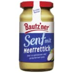 Bautz'ner Meerrettich-Senf 200ml