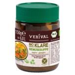 Verival Bio Klare Gemüsesuppe 140g
