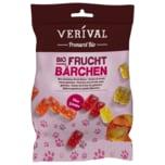 Verival Bio Fruchtbärchen ohne Gelatine 100g