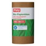 Pely Bio-Papiertüten 10l, 10 Stück