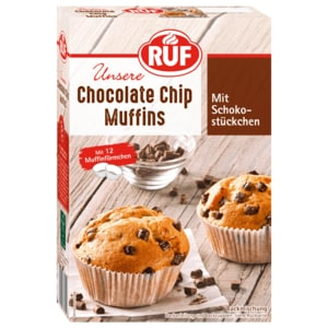 Ruf Muffins American Style Classic 310g