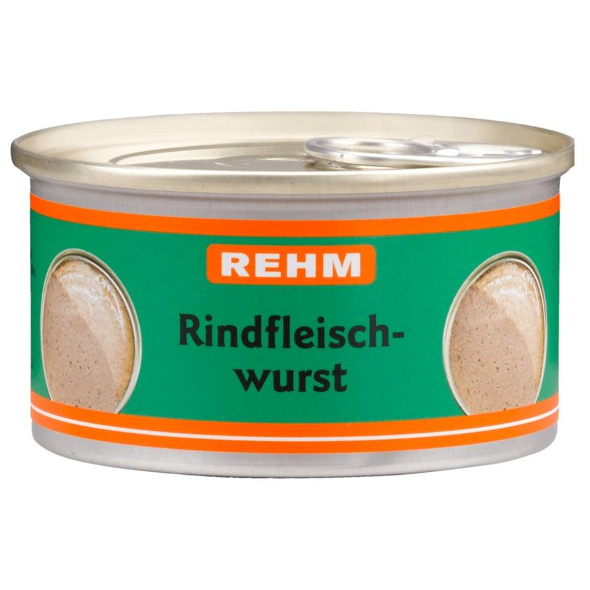 Rehm Rindfleischwurst