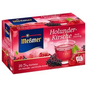 Meßmer Holunder-Kirsche 50g, 20 Beutel