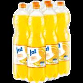 ja! Orangenlimonade Six-Pack