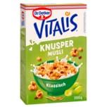 Dr. Oetker Vitalis Knuspermüsli klassisch Vorratspack 1,5kg