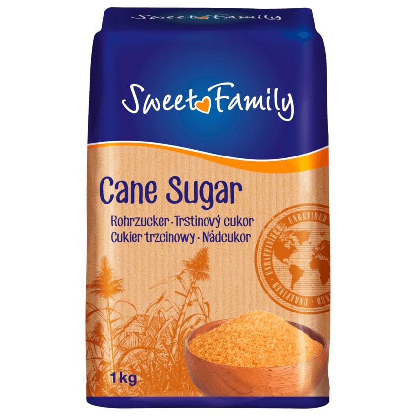 Sweet Family Rohrzucker 1kg