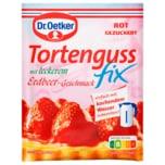 Dr. Oetker Tortenguss fix Erdbeer 50g
