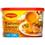 Maggi Rahm-Sauce zu Braten ergibt 1,5 Liter