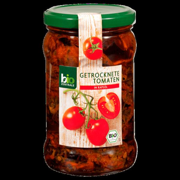 Bio Zentrale Getrocknete Tomaten 150g