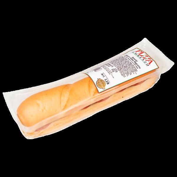 Pizza Lorenzo Spezial Baguette Salami/Käse 240g