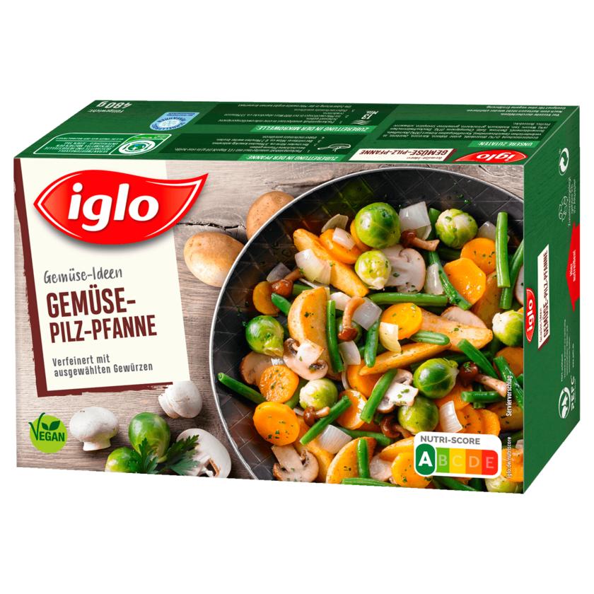 Iglo Gemüse Ideen Gemüse-Pilz-Pfanne 480g