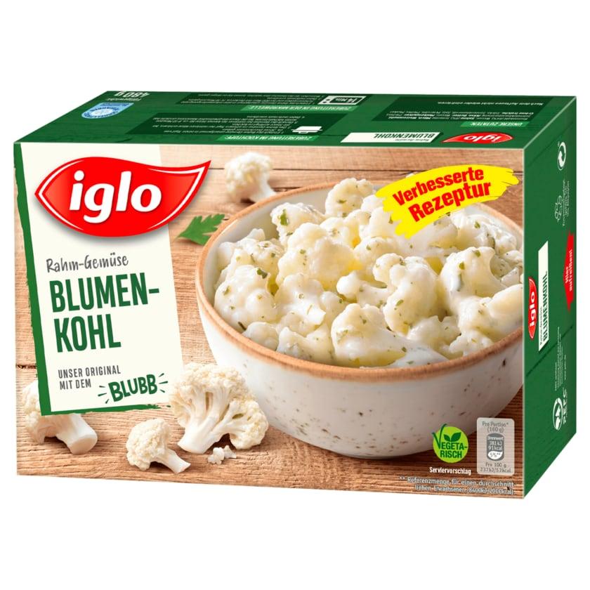 Iglo Rahmgemüse Blumenkohl 480g