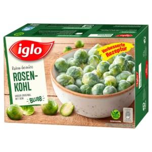 Iglo Rahm-Gemüse Rosenkohl 500g