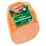 Zimbo Thüringer Gutsleberwurst geräuchert 350g