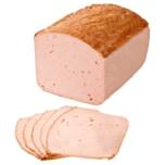 Böhnlein Fleischkäse gebacken