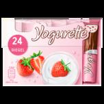 Yogurette Erdbeere 300g, 24 Stück