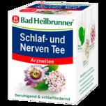 Bad Heilbrunner Schlaf & Nerven Tee 14g