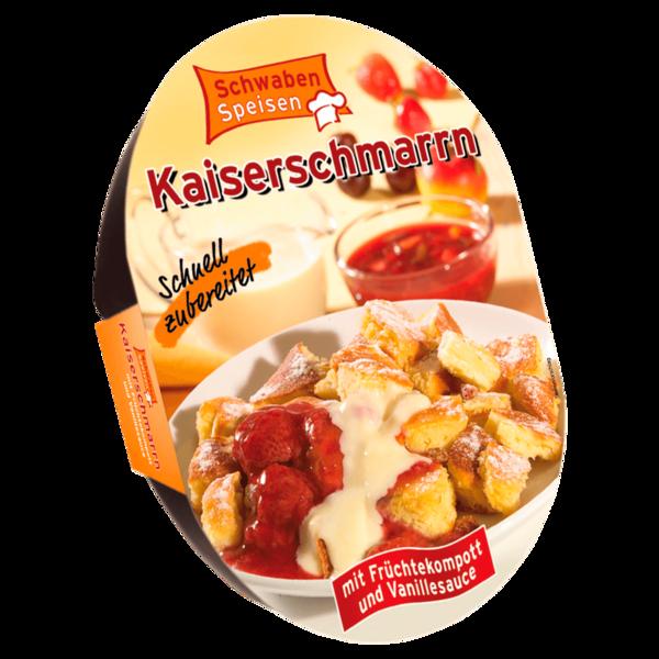 Schwaben Speisen Kaiserschmarrn Kompott Vanille 400g