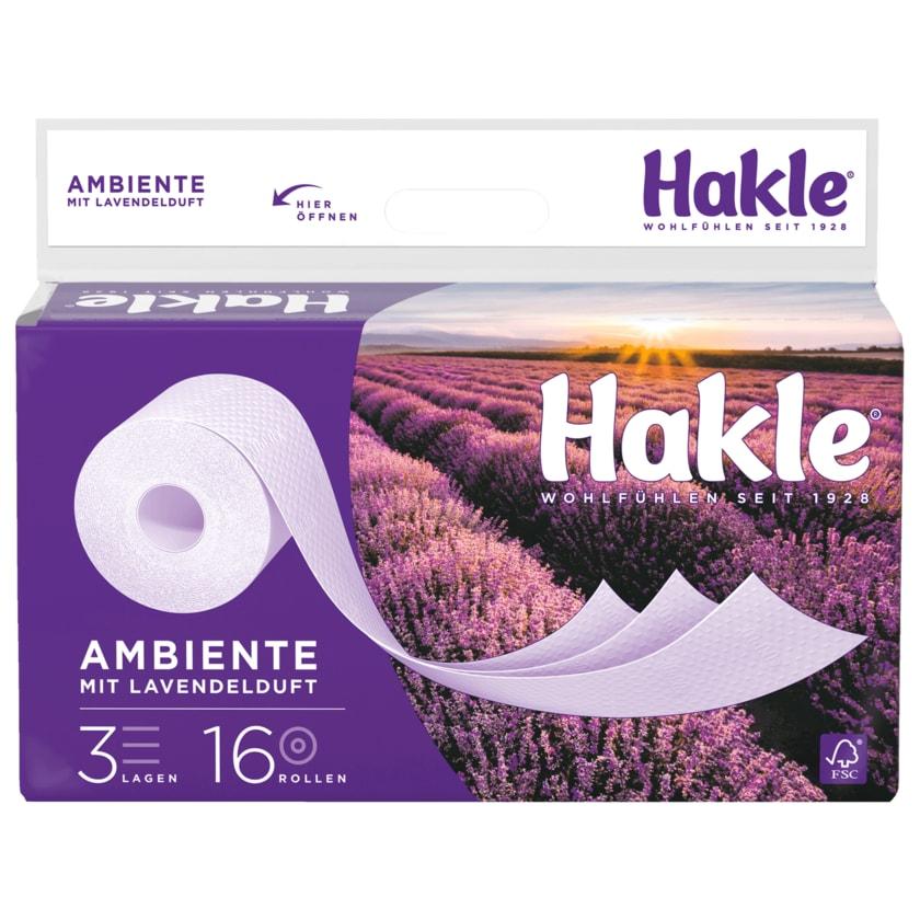 Hakle Ambiente Toilettenpapier fliederfarben