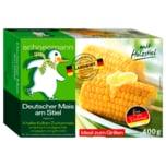 Schneemann Deutscher Mais am Stiel 400g