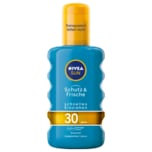 Nivea Sun Protect & Refresh Kühlendes Transparentes Sonnenspray LSF 30 200ml