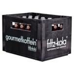 Fritz-kola Kola-Kaffee-Limonade 24x0,33l