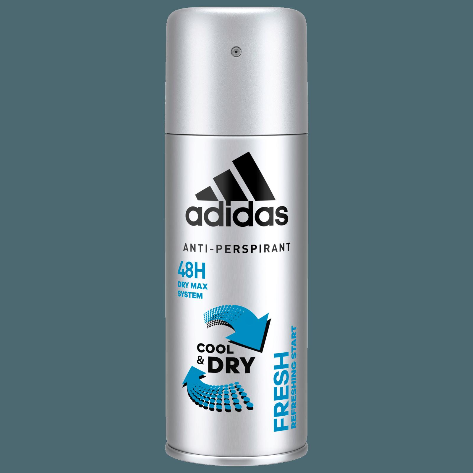 Adidas Men Fresh 150ml
