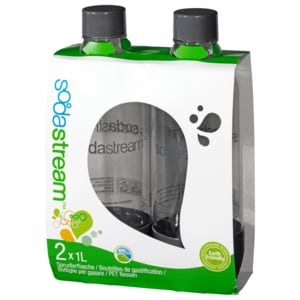 Sodastream PET-Flaschen Duo 1l