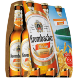 Krombacher Weizen 6x0,33l